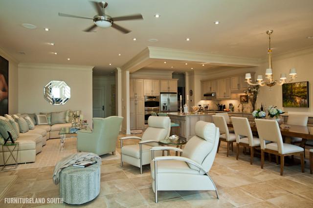 Luxury Condo Charlotte NC Modern Furniture