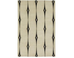 Surya Candice Olson Luminous Ivory Rug contemporary-rugs