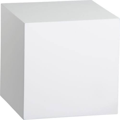cube hi-gloss white wall shelf modern wall shelves