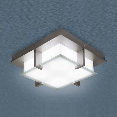 Elf 8 Ceiling Flush Mount by Illuminating Experiences contemporary-ceiling-lighting