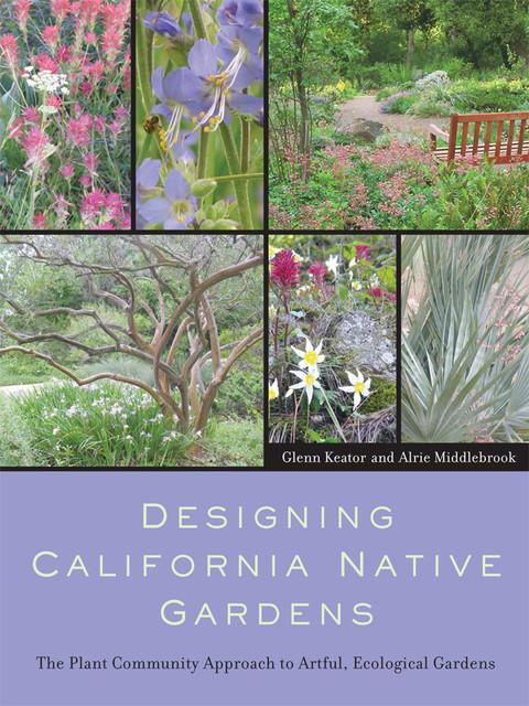 Designing California Native Gardens eclectic