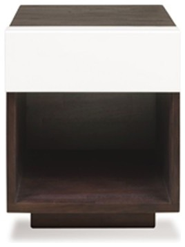 Mash Studios | LAXseries Dark Nightstand, Limited Edition modern-bedroom-products
