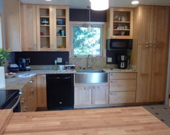 Microwave In Cabinet. Small Microwave Cabinet Ideas Pictures ...