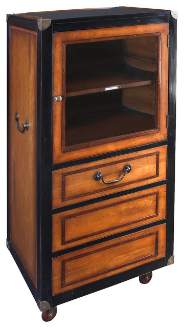 Authentic Models MF084 Royal Navy Cabinet traditional-storage-units-and-cabinets