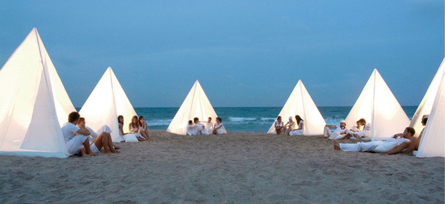 Tepee contemporary-outdoor-products
