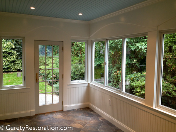 Enclosed Porch Westchester County NY