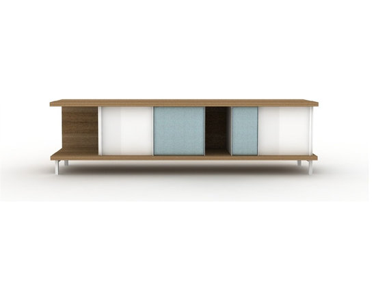 Track Sideboard - Design: Giopato & Coombe