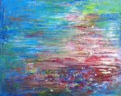 Jenny Vorwaller, Evening Reflection contemporary-artwork