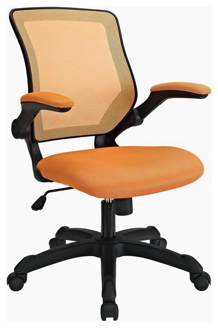 Veer Office Chair in Orange modern-office-chairs