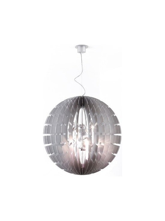 BLux - Helios Metal Pendant Light | BLux - Design by Manel Ybarguengoitia.