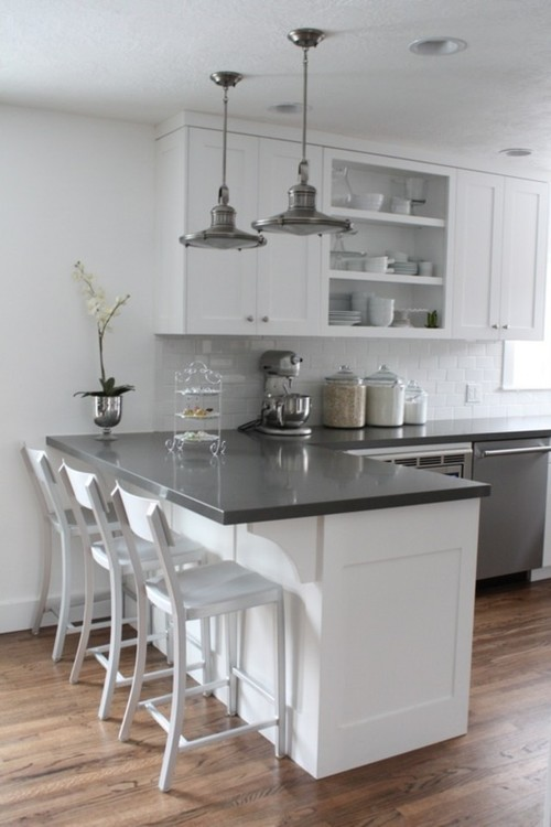Can We Change The White Kitchen Cabinets To Different Color