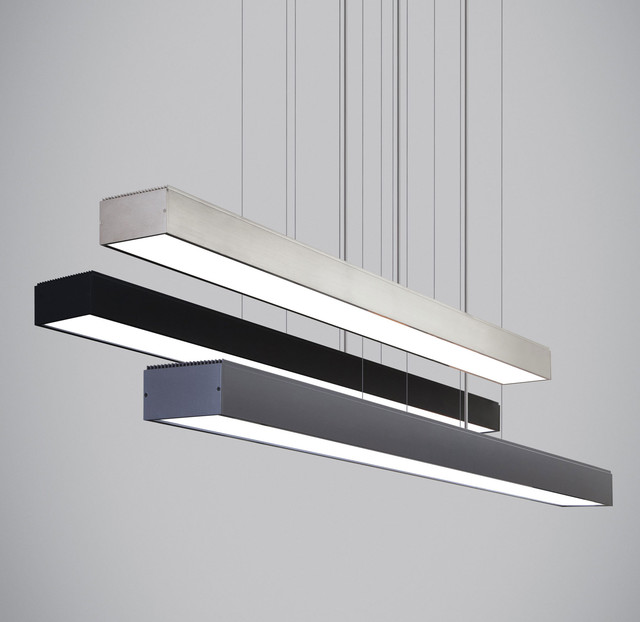 Knox Linear Suspension By Tech Lighting Contemporary