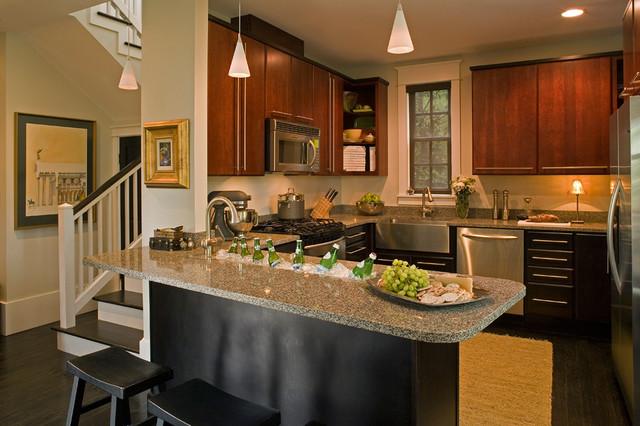 Bramble Lane contemporary-kitchen