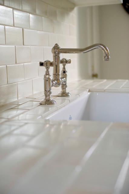 South Pasadena Restoration mediterranean-kitchen-faucets