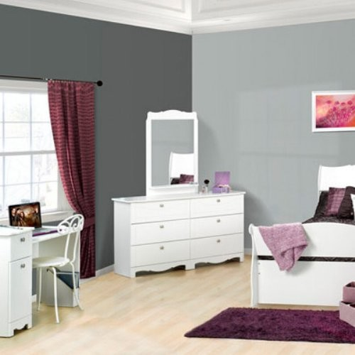 Dixie 6 Drawer Dresser traditional-dressers