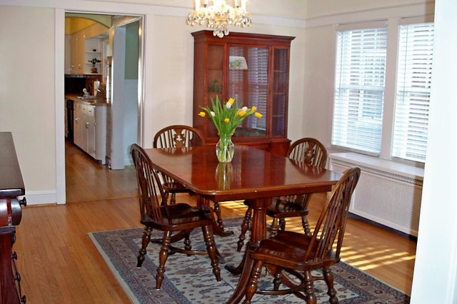 Staging - After traditional-dining-room