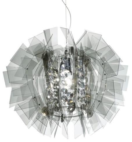 Crazy Diamond Pendant contemporary-pendant-lighting