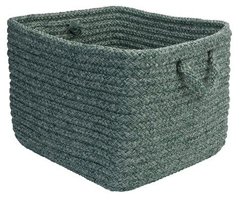 Martha Stewart Living™ Mudroom Basket traditional-baskets