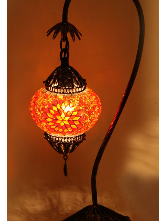 Turkish Style - Mosaic Lighting - Code: HD-97206_37