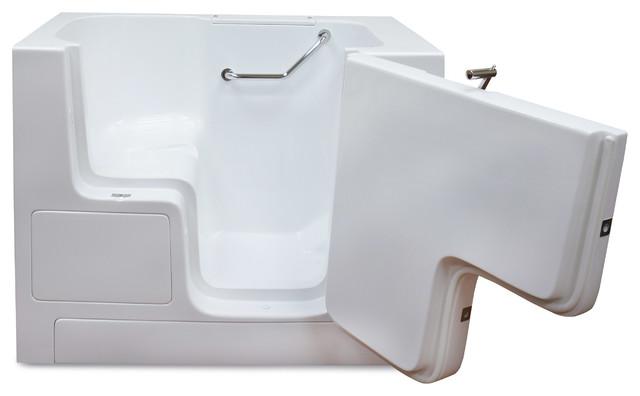 LOVE Series 3252 Soaker Walk-in Tub contemporary-bathtubs