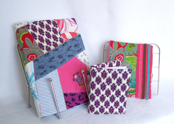 Custom made memory book photograph album, baby book, cover with your own fabrics books
