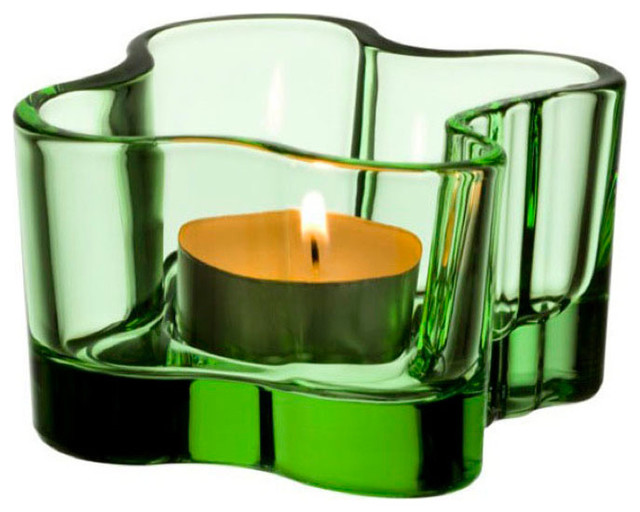 contemporary candles and candle holders by Huset