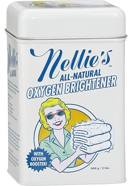 Nellie's Oxygen Brightener contemporary-laundry-products