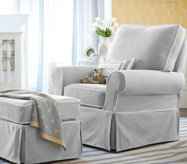 Comfort Grand Swivel Glider traditional-rocking-chairs-and-gliders