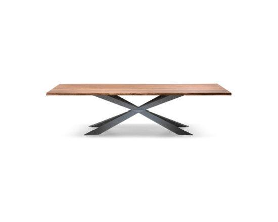 Spyder Wood Table by Cattelan Italia -