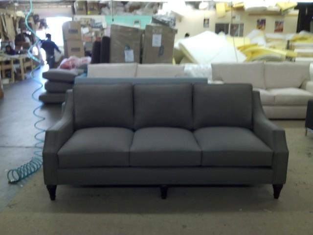 Harrison Sofa eclectic-sofas