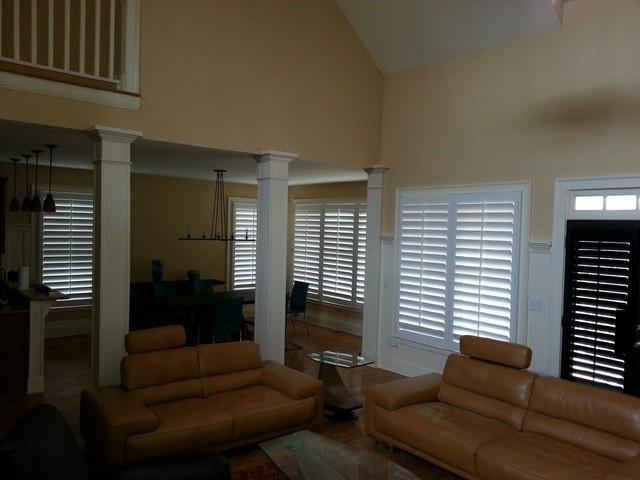 Window Treatments For Doors modern-window-treatments