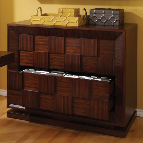 Block Lateral File Cabinet - Filing Cabinets - miami - by ...