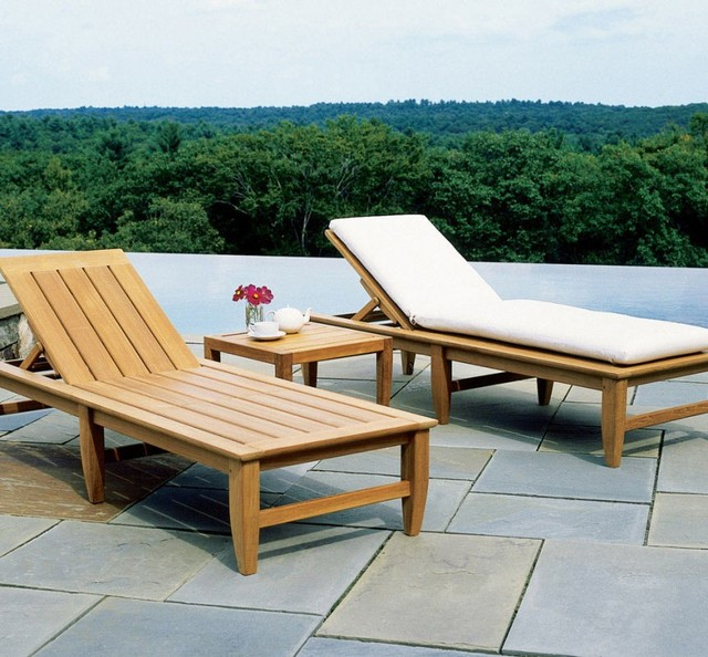 Kingsley Bate Amalfi Poolside Chaise Patio Furniture And Outdoor Furniture
