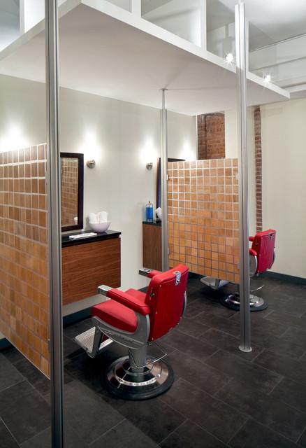Truman's Men's Salon modern