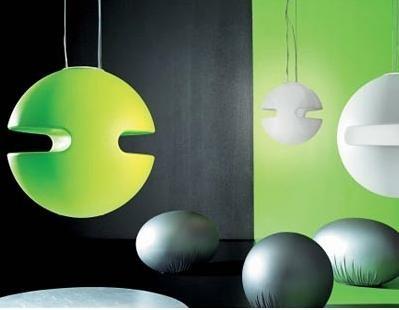 Full Moon Pendant Lamp By FDV Lighting modern-pendant-lighting