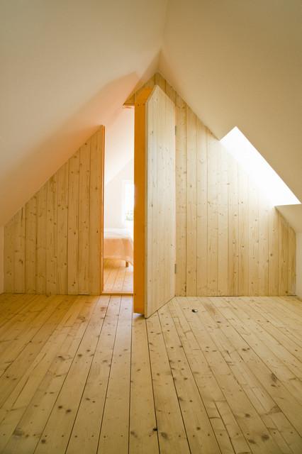 Summerhouse Skåne rustic-hall