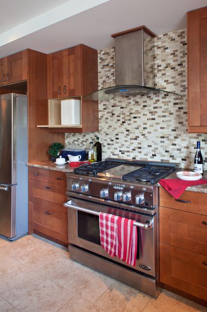 West 21 eclectic-kitchen