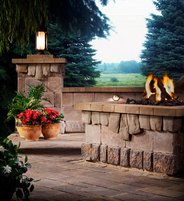 Belgard Elements - Wexford Collection traditional-outdoor-products