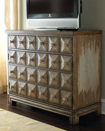 Camber Media Chest traditional-media-storage