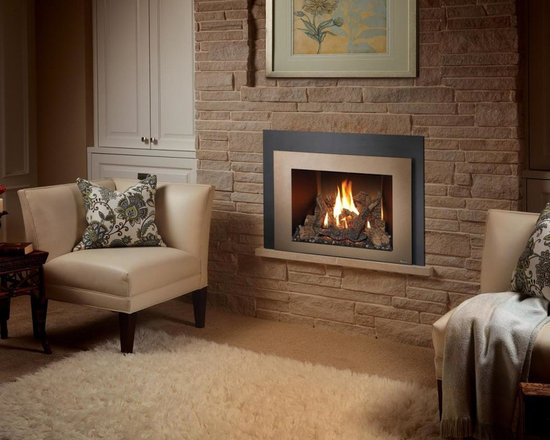 Fireplace Xtrordinair by Travis Industries - FPX 430 GreenSmart with Remote Gas Insert -