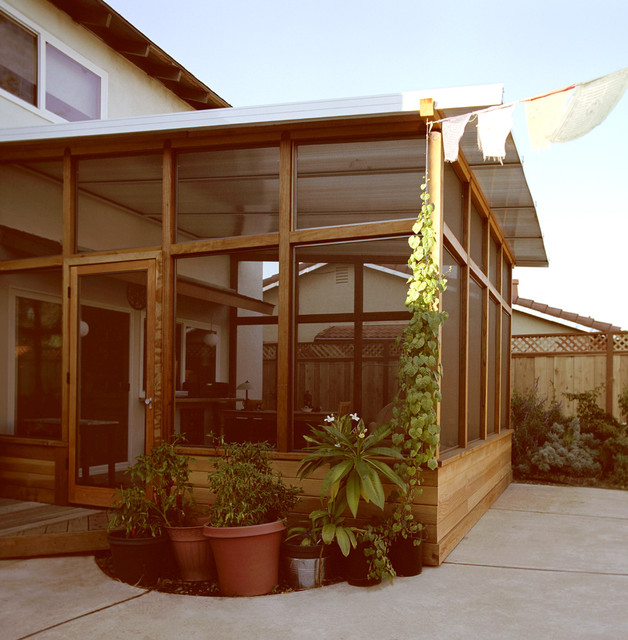 Case Design and Remodeling of San Jose traditional-patio