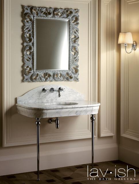 Vanities washstands pedestals contemporary for Kitchen design 01532