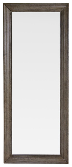 Pierce Floor Mirror contemporary-mirrors