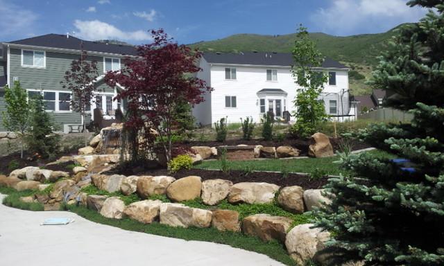 Farmington, Utah-Creating elegance in bad conditions and spaces