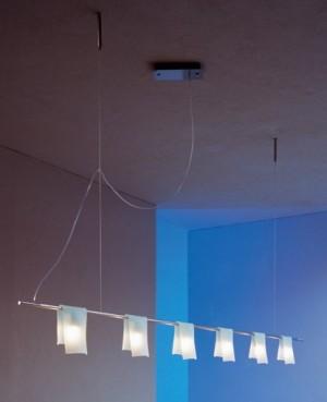 Open Air Flexible 5 / 6 suspension modern-pendant-lighting
