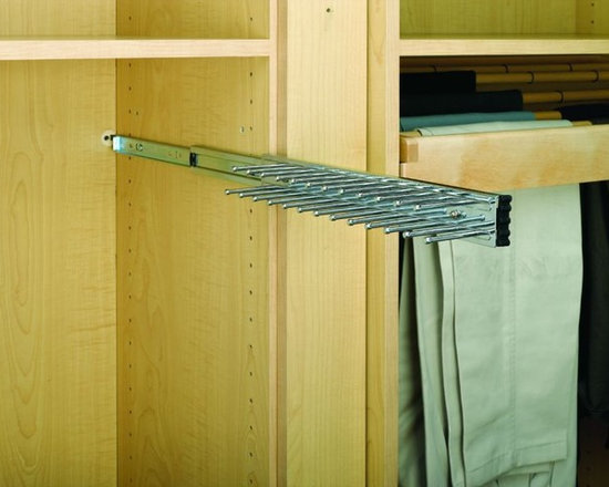 Product & Accessory Ideas - Extending tie & belt rack