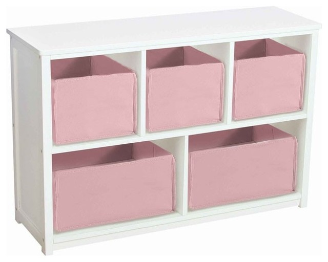 Shelves With Baskets For Toys White Toy Storage Bins