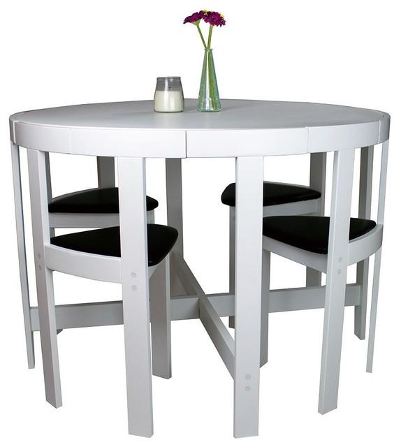 Nordic Furniture Sunrise 5 Piece Dinette Set