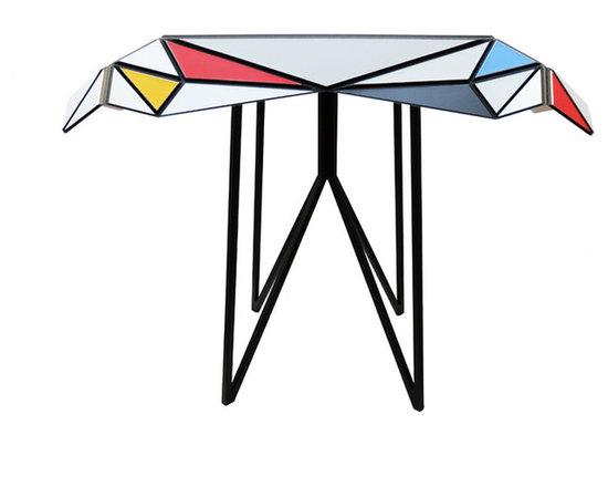 Mondrian Table -