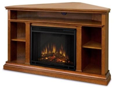 CORNER ELECTRIC FIREPLACE DESIGN IDEAS, PICTURES, REMODEL